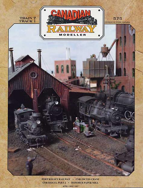 Canadian Railway Modeller