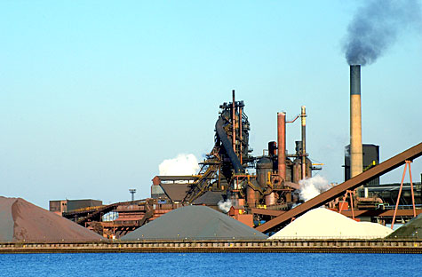 Dofasco steel, Hamilton Ontario