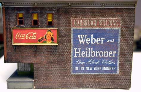 Weber sign