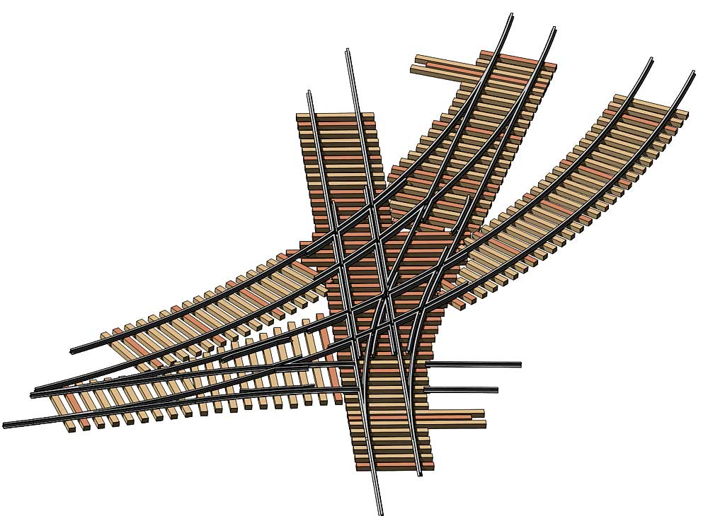 Duplicating The CNJ Bronx Terminal In HO Scale